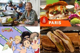 Film, Serial TV, dan Channel Youtube Makanan Yang Seru!