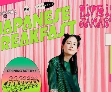 Japanese Breakfast Live in Jakarta Studiorama