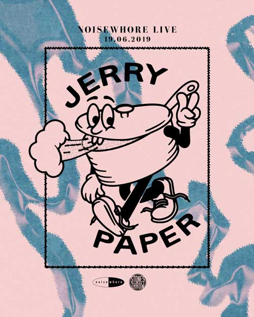 Jerry Paper Live In Jakarta Show Noisewhore