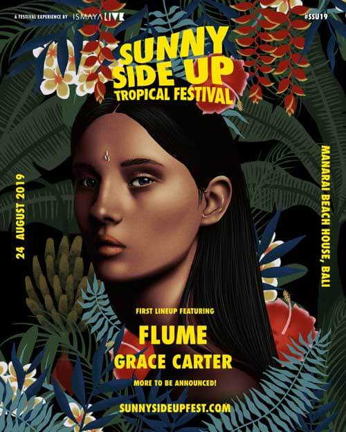 Sunny SIde Up 2019 New Venue and FIrst Line-Up
