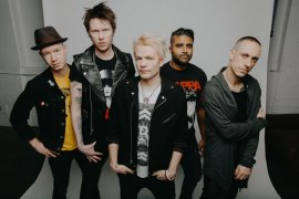 Sum 41 Out For Blood Order In Decline Album