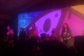 Turnover Jakarta 2019 Rossi Musik