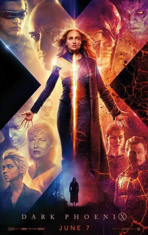 X-Men Dark Phoenix Sneak Peek