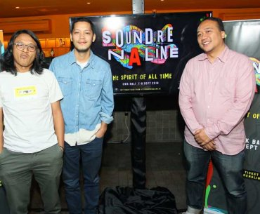 Soundrenaline 2019 The Spirit of All Time