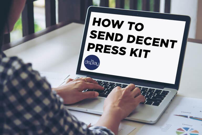 Kisi-Kisi Membuat Press Kit yang Baik dan Benar Bagi Musisi!