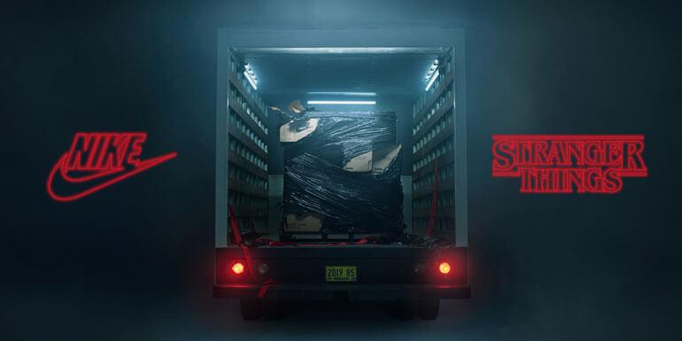 Nike x Stranger Things Collection Dirilis