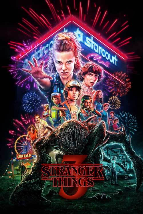 Nike x Stranger Things Collection Dirilis