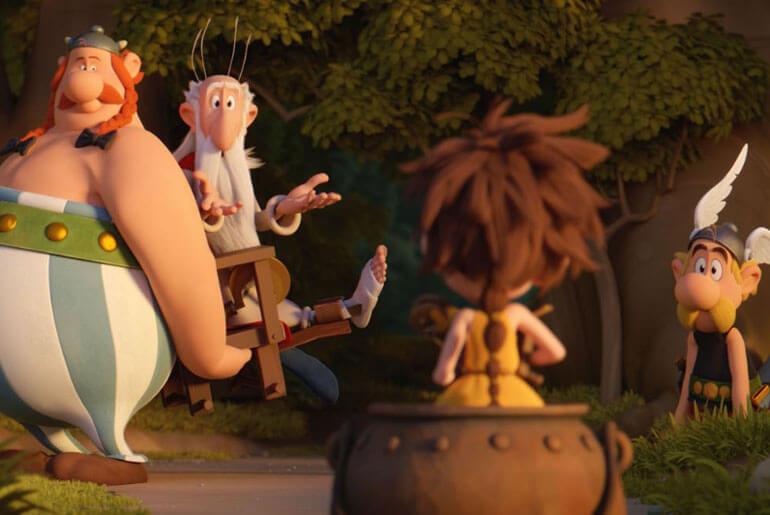 Asterix The Secret of Magic Potion Review