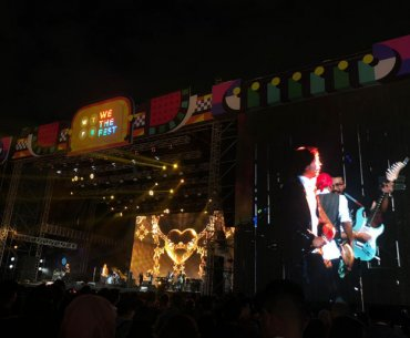 DEWA 19 We The Fest 2019 Ari Lasso Dul Jaelani Review