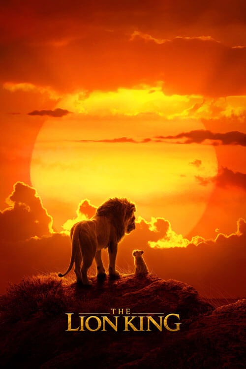Lion King Live Action 2019 Movie Review