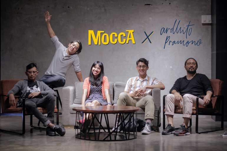 Mocca Ardhito Pramono Collaboration Interview