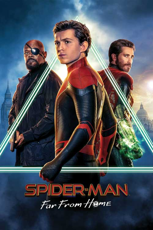 Spiderman Far From Home Movie Review