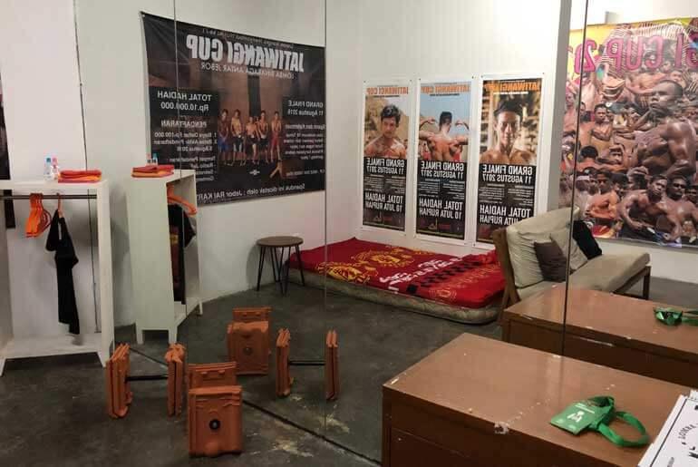 RUCI Art Space Jadi Super Baday Fitness Centre