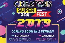 Creators Super Fest 2019 Surabaya Jakarta