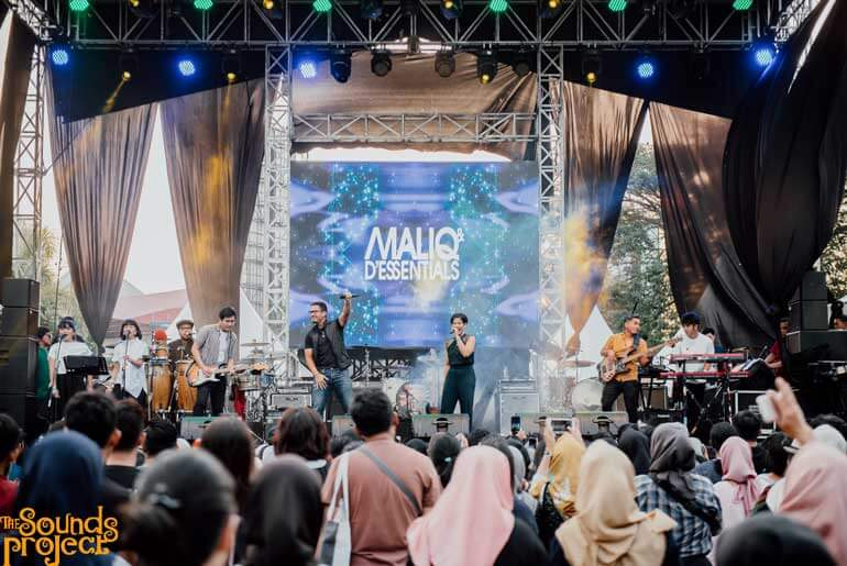 The Sounds Project Bekasi Review