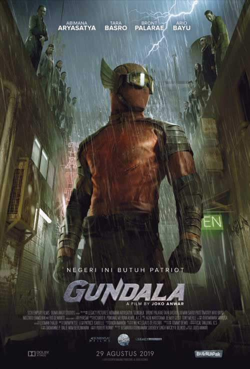 Gundala Film Review