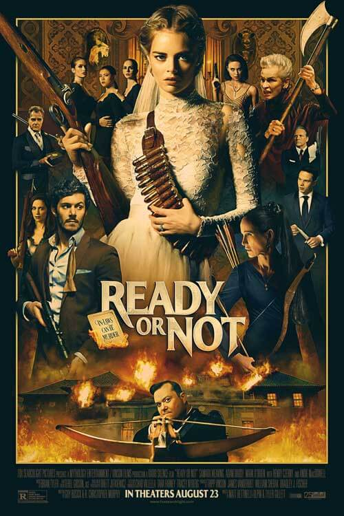 Ready or Not Film Review