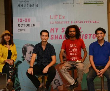 LIFEs Literature and Ideas Festival 2019