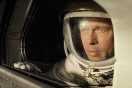 Ad Astra Sci Fi Movie Brad Pitt