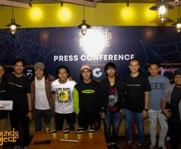 The Sounds Project Depok Series Press Conference