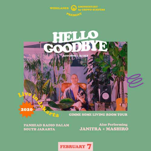 HELLOGOODBYE Intimate Concert Jakarta