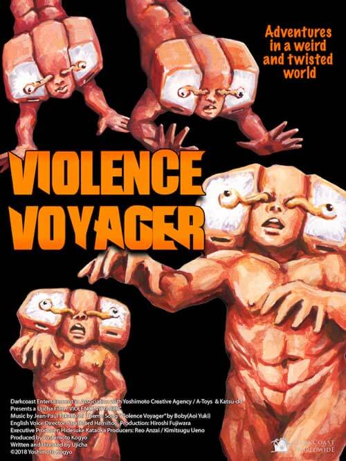 Violence Voyager Movie Review