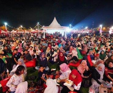 Pucuk Coolinary Festival Makassar