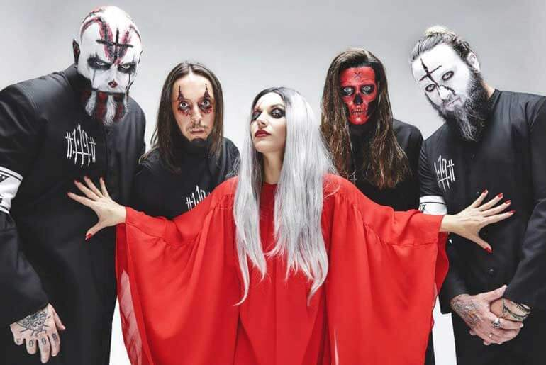 Lacuna Coil & Sinister Confirmed for Hammersonic 2020