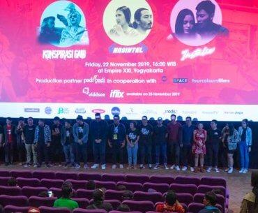LA Indie Movie Gala Premiere JAFF 2019 Laporan