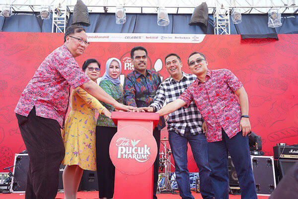 Pucuk Coolinary Festival Makassar