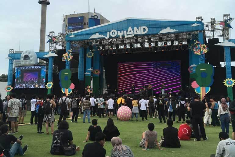 Joyland Festival 2019 Warmth Review