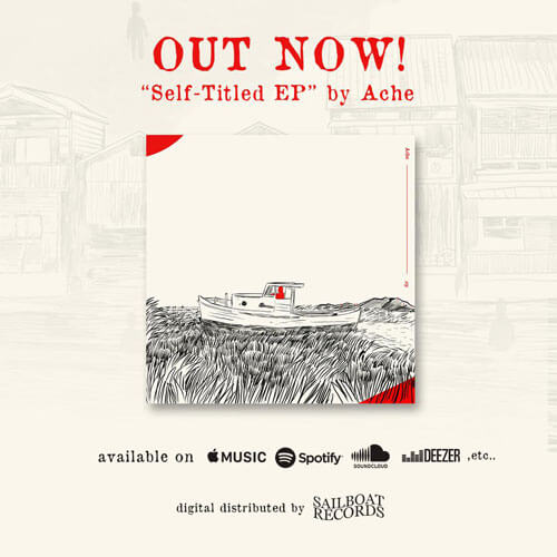 Ache Self Titled EP Review