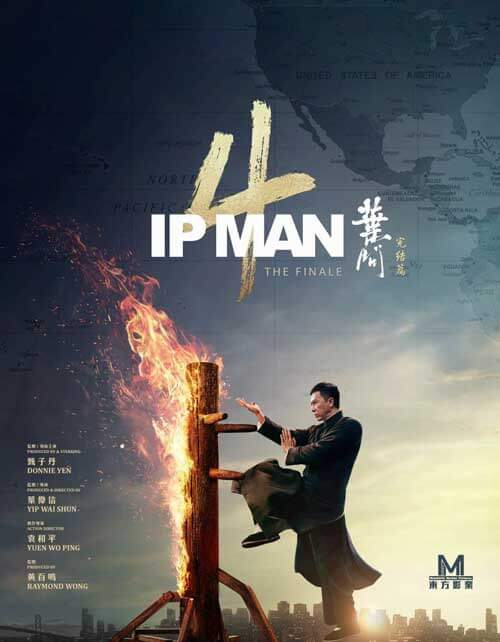 Ip Man 4 Movie Review