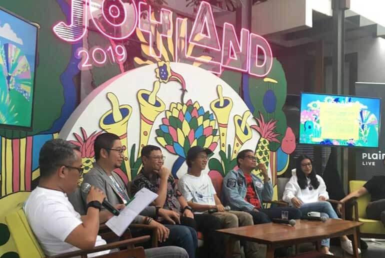 Kurasi Musik Joyland Festival 2019