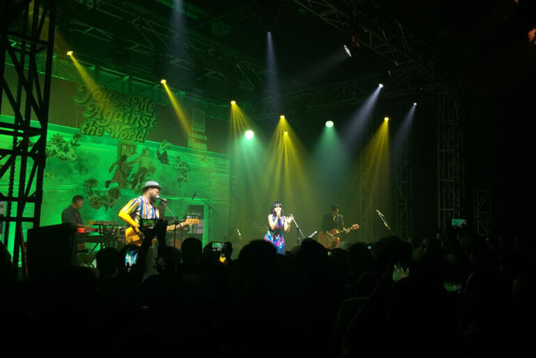 Mocca Successfully Celebrated 20th Anniversary with a Concert!