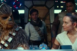 Review Star Wars: The Rise of Skywalker Kekecewaan