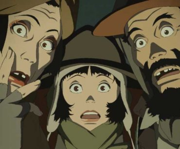 Tokyo Godfathers Movie Review
