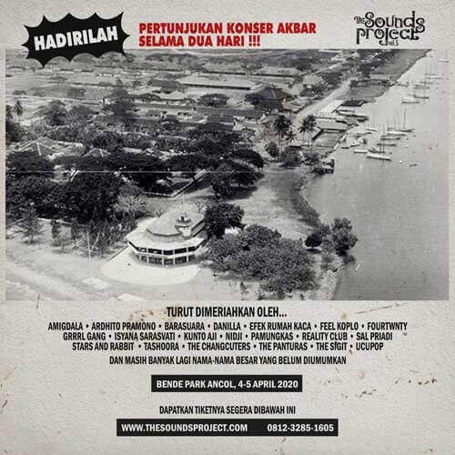 The Sounds Project Vol 5 Jakarta Ancol