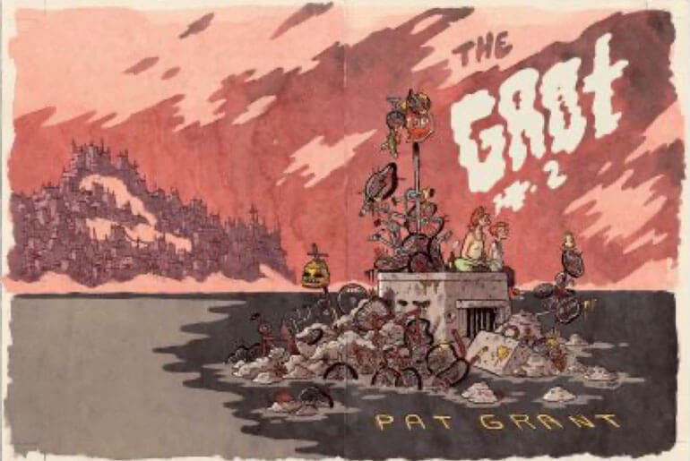 The Grot by Pat Grant