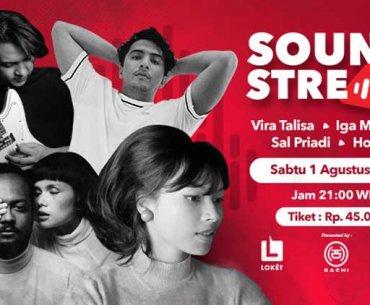 Soundstream Konser Online