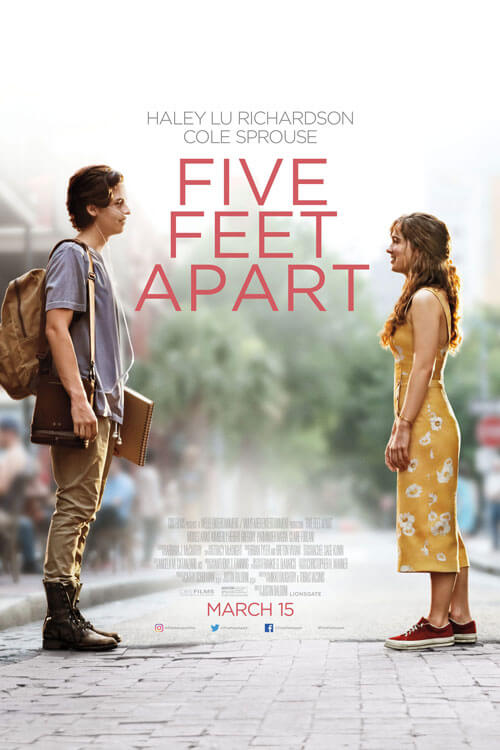 Five Feet Apart Film Review